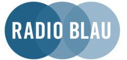 radio-blau